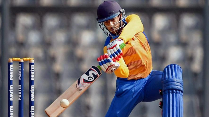 Mayank Agarwal recounts his record breaking domestic season; says overcoming fear of failure helped him