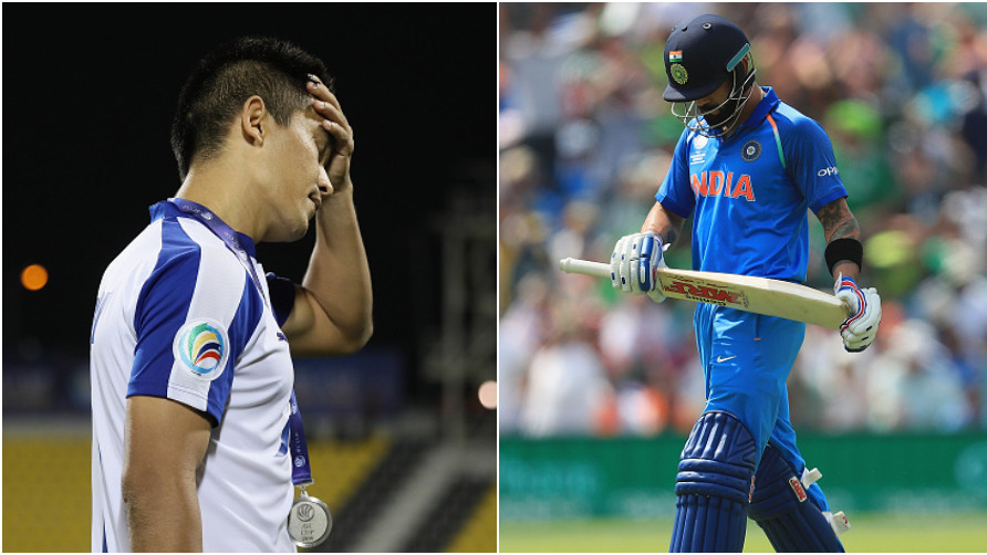 Sunil Chhetri complaints of Virat Kohli stealing his joy of cricket thanks to his easiness of scoring centuries