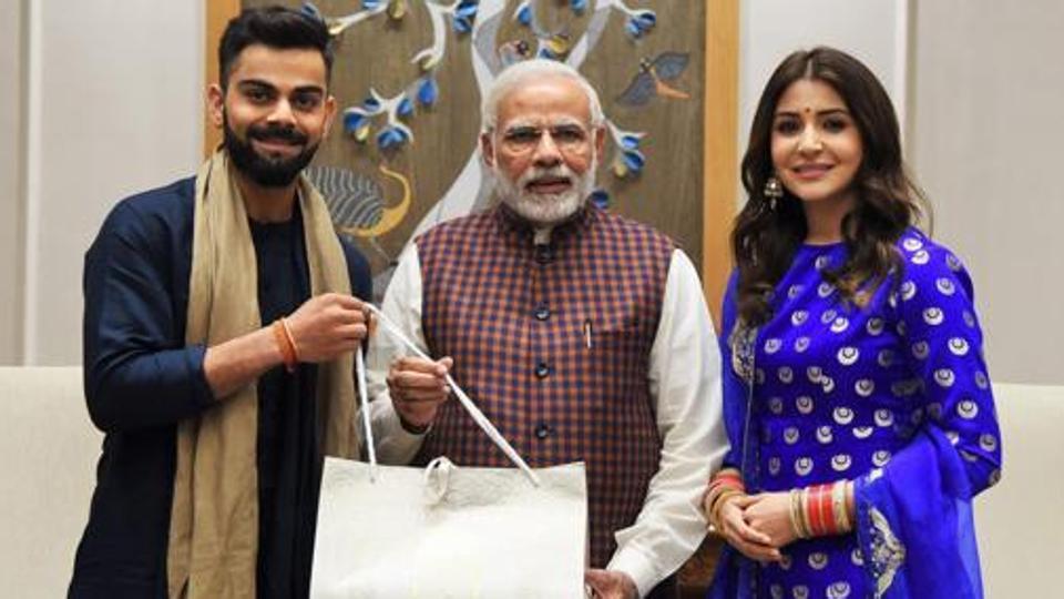 पीएम नरेंद्र मोदी जी ने स्वीकार किया विराट कोहली का फिटनेस चैलेंज