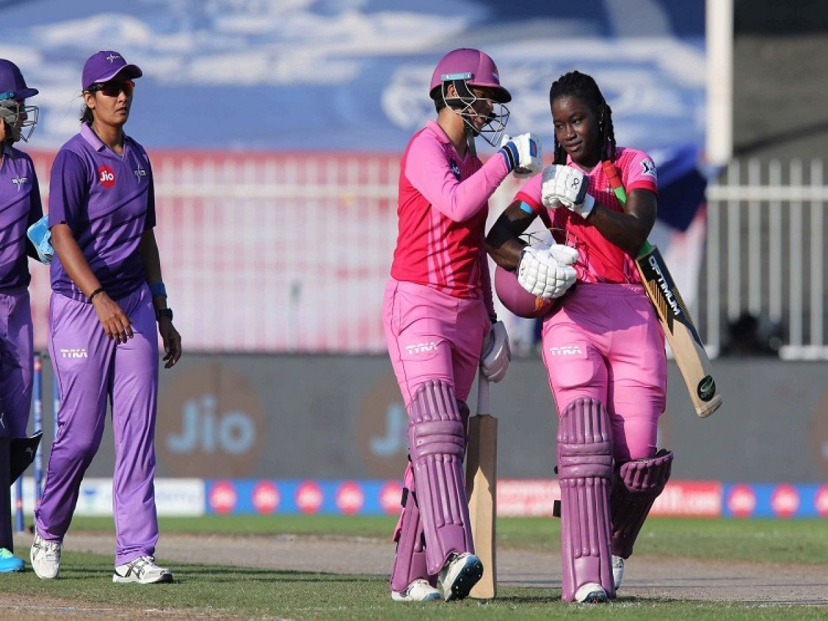 Trailblazers defeated Velocity by 9-wickets | BCCI/IPL