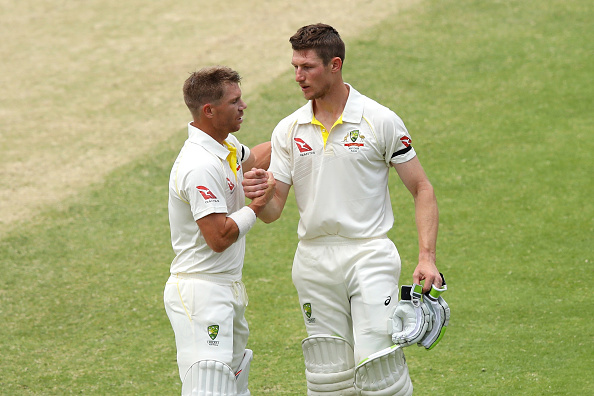 Cameron Bancroft has no grudges with David Warner | Getty Images