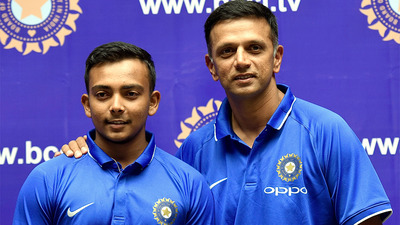 ICC U-19 World Cup: Rahul Dravid instructs his U-19 wards to keep their mobile phones off ahead of the final