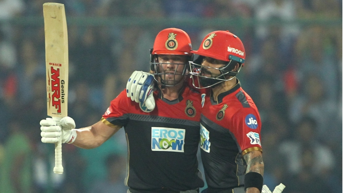 IPL 2018: AB de Villiers stays positive about RCB's playoff chances