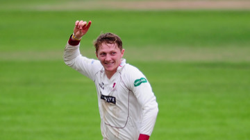 The call-up to England Test Team an unforgettable moment, says Dom Bess