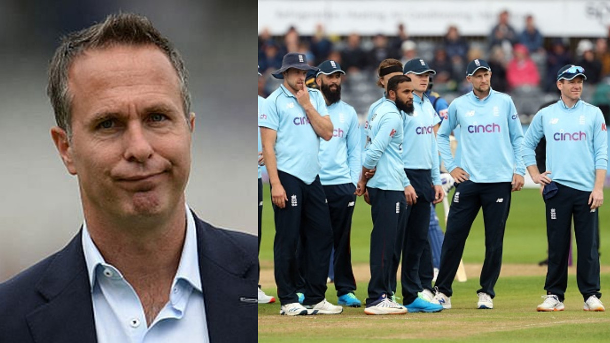 ENG v PAK 2021: Michael Vaughan calls putting entire England squad in isolation 'very strange'
