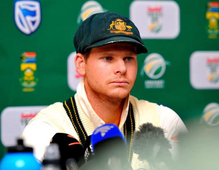 Steve Smith got banned for a year because of his involvement in the ball-tampering incident | Getty