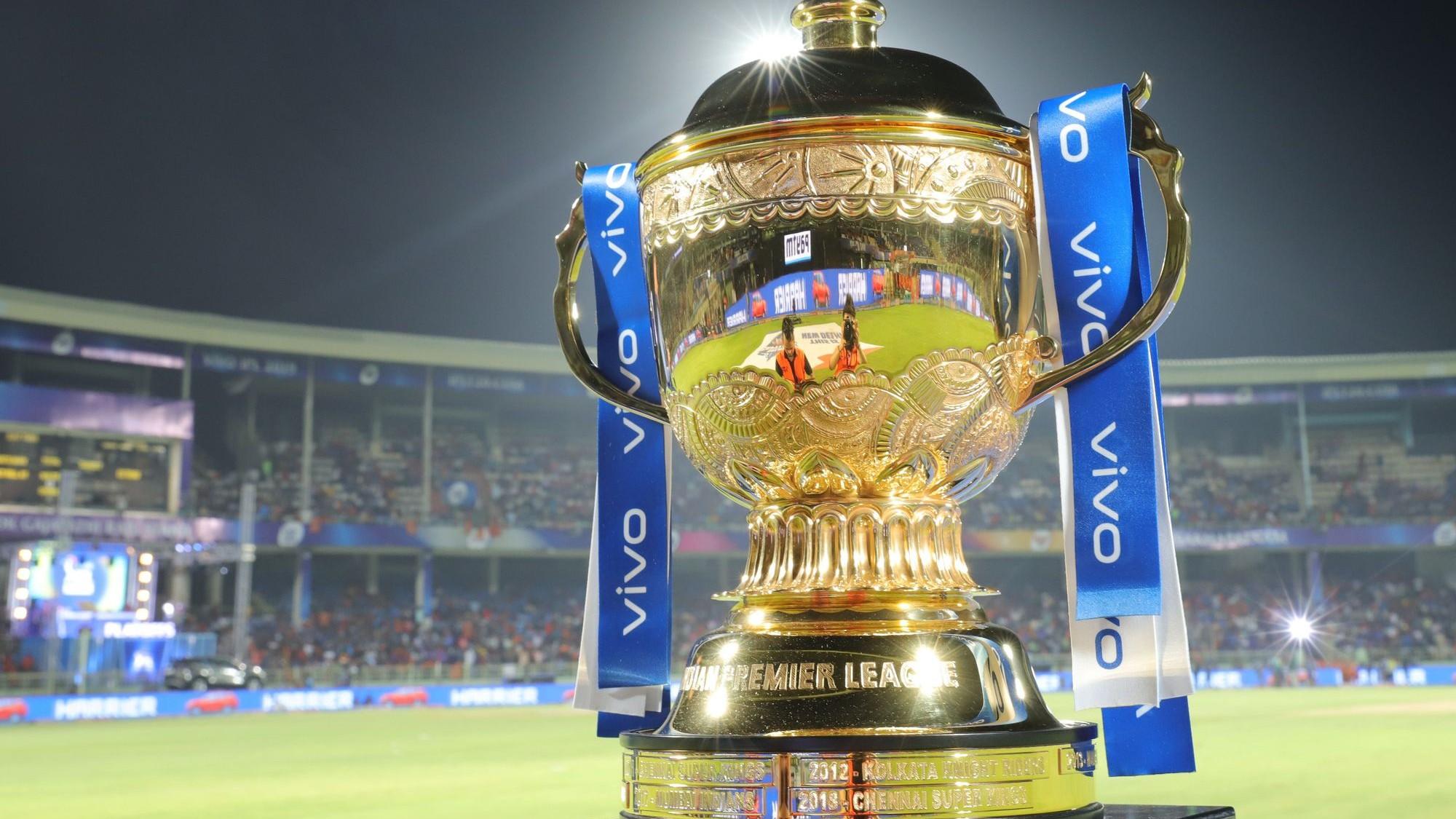 IPL 2020: BCCI decides to continue with VIVO as IPL title sponsors