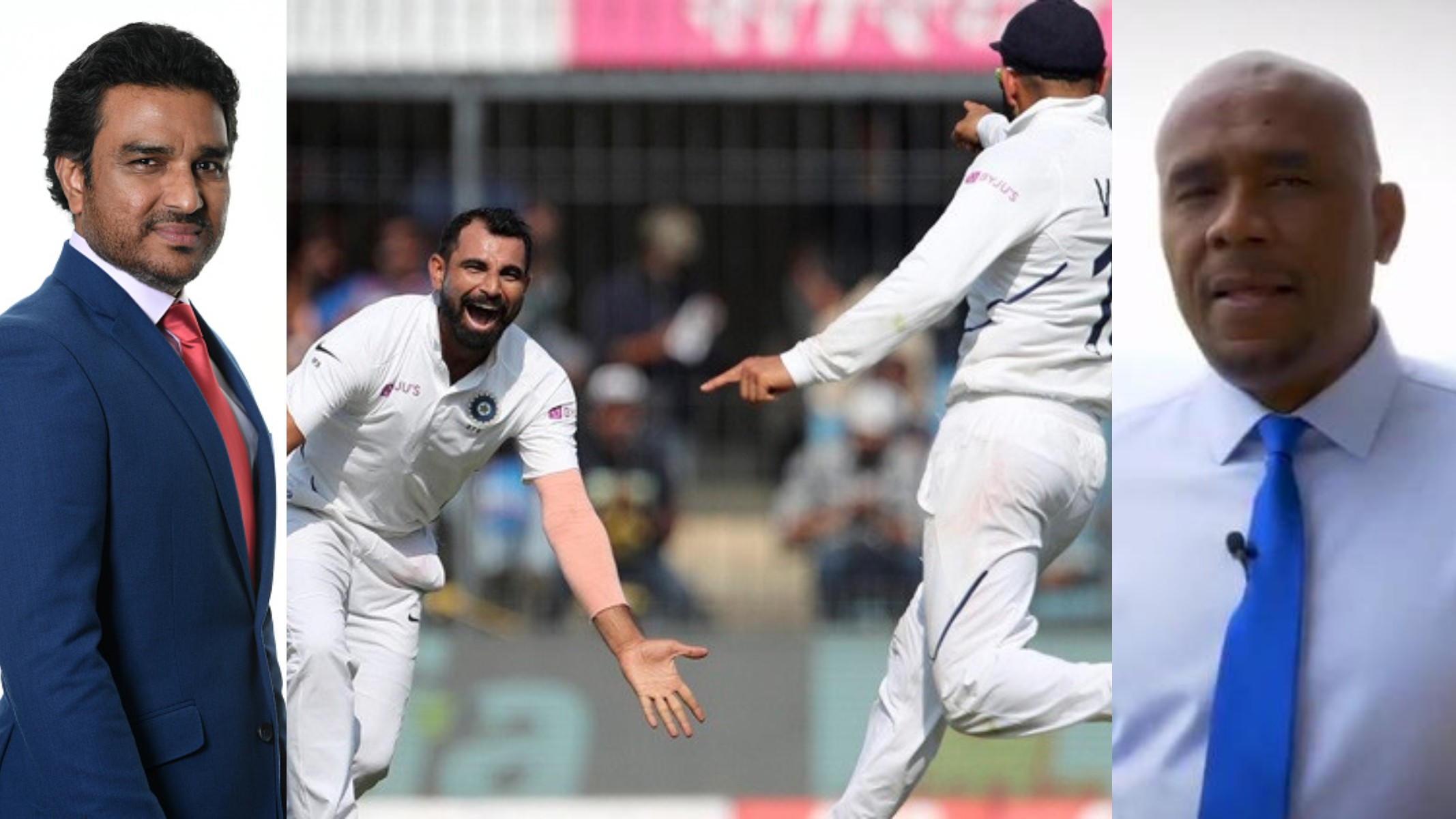 IND v BAN 2019: 1st Test- Cricket fraternity lauds Indian bowlers as they clean up Bangladesh for 150