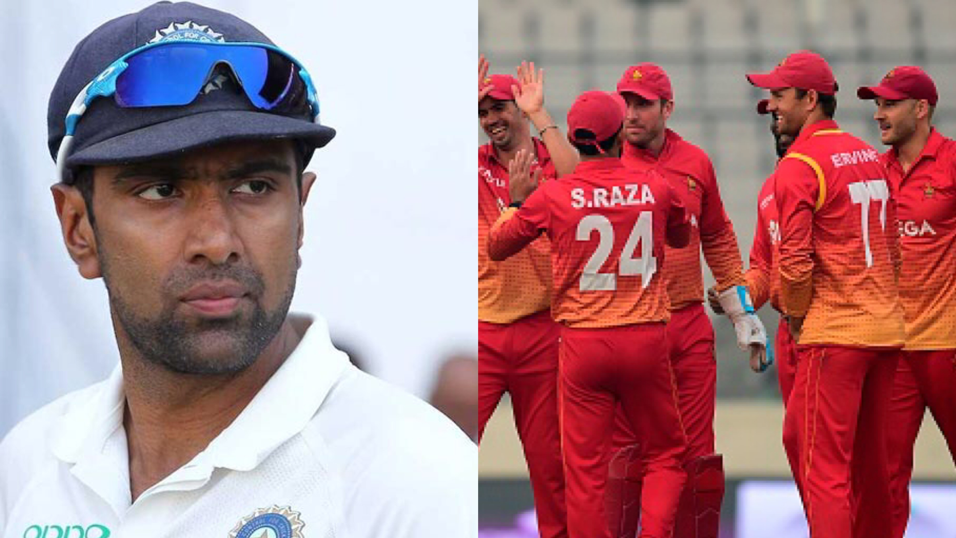 Ravichandran Ashwin sympathizes with Zimbabwe after ICC suspension