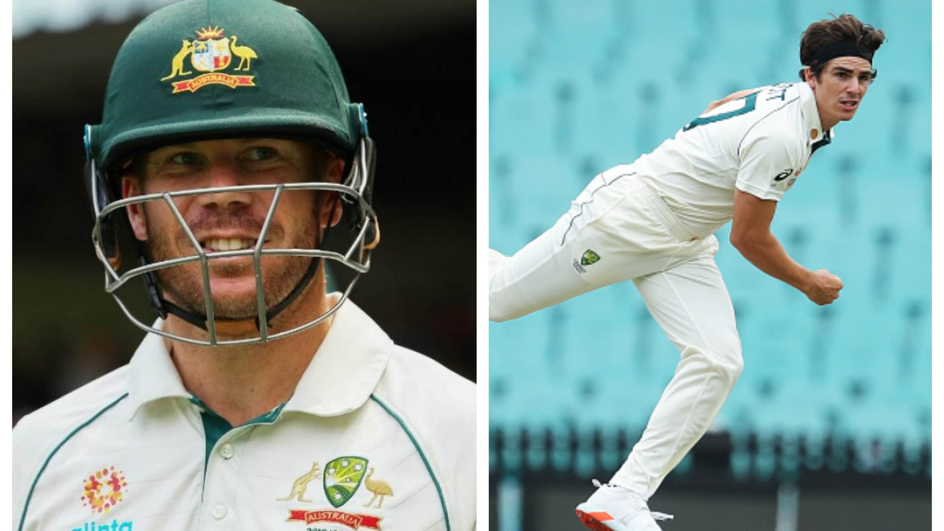 AUS v IND 2020-21: Warner, Abbott fly to Melbourne ahead of schedule as COVID-19 cases grow in Sydney