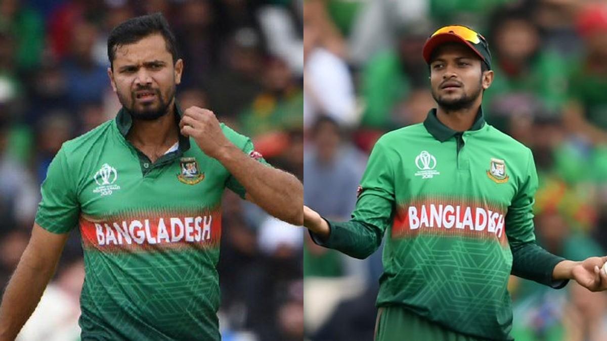 BAN v WI 2021: Mashrafe Mortaza snubbed, Shakib Al Hasan returns in Bangladesh's preliminary squads