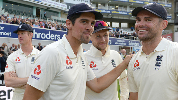 ENG v IND 2018: Joe Root pays heartfelt tribute to Cook and Anderson after Test triumph over India