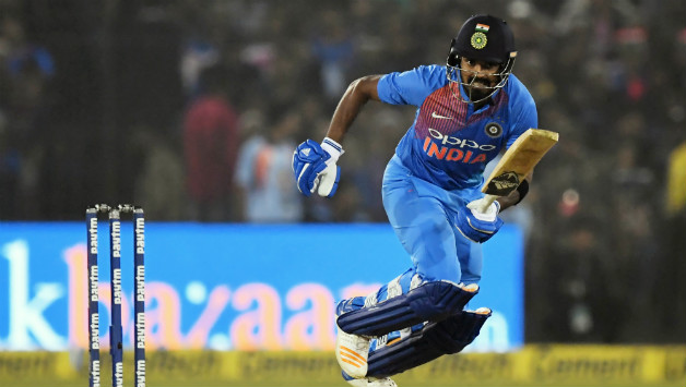 KL Rahul is one of the fastest runners between wickets | AFP