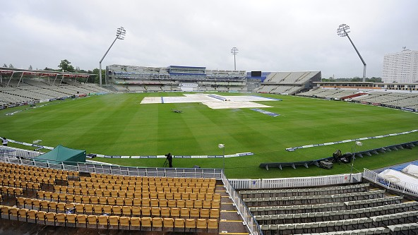 Warwickshire offers local support; Edgbaston Stadium to become COVID-19 testing centre