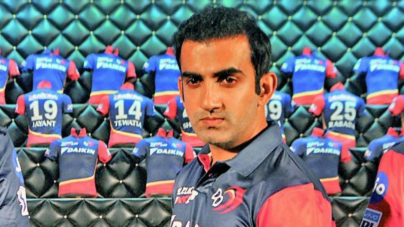 IPL 2018: Gautam Gambhir shared a message before Delhi Daredevils' first game