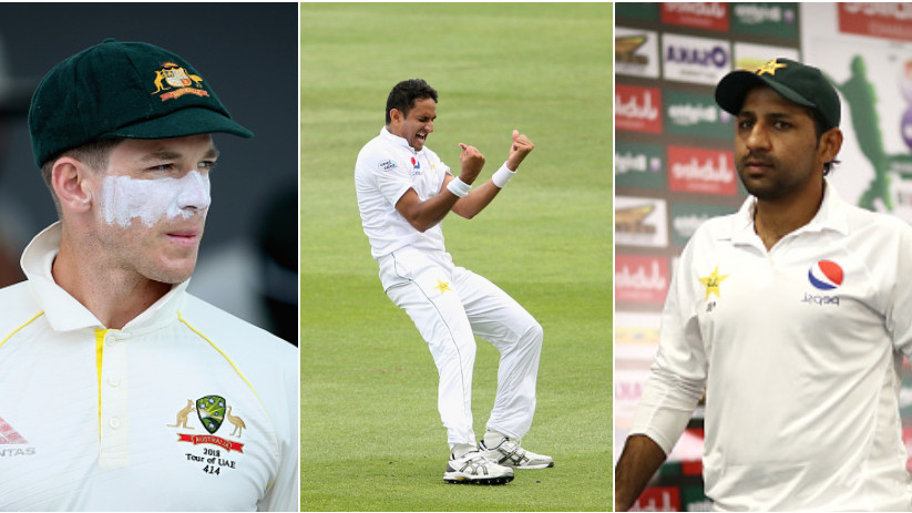 Sarfraz Ahmed and Tim Paine sing praises for pacer Mohammad Abbas