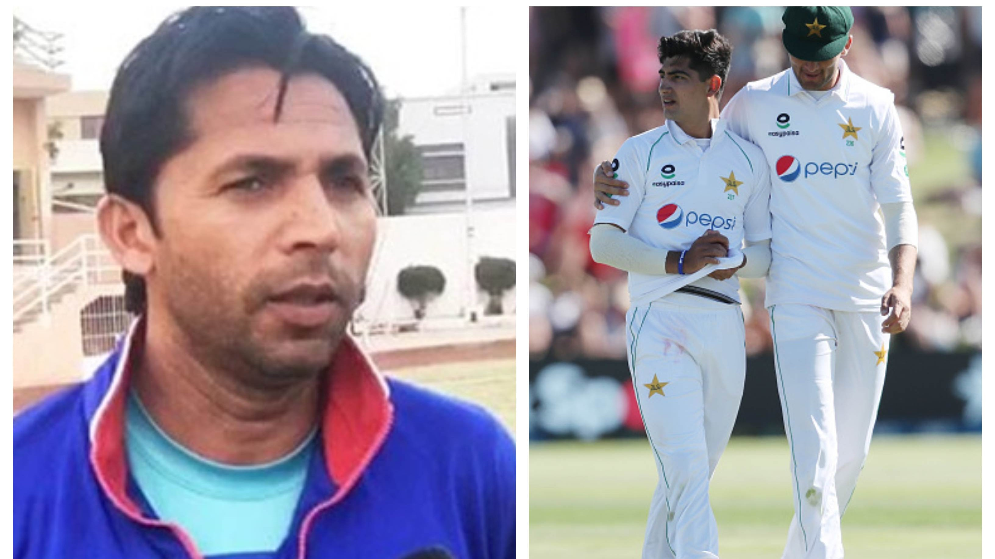 'They are 17-18 on paper but actually 27-28 years old': Mohammad Asif on current Pakistan pacers