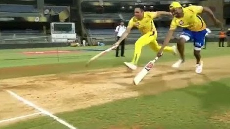 Dwayne Bravo reveals why he challenged MS Dhoni for a sprint after IPL 2018 final