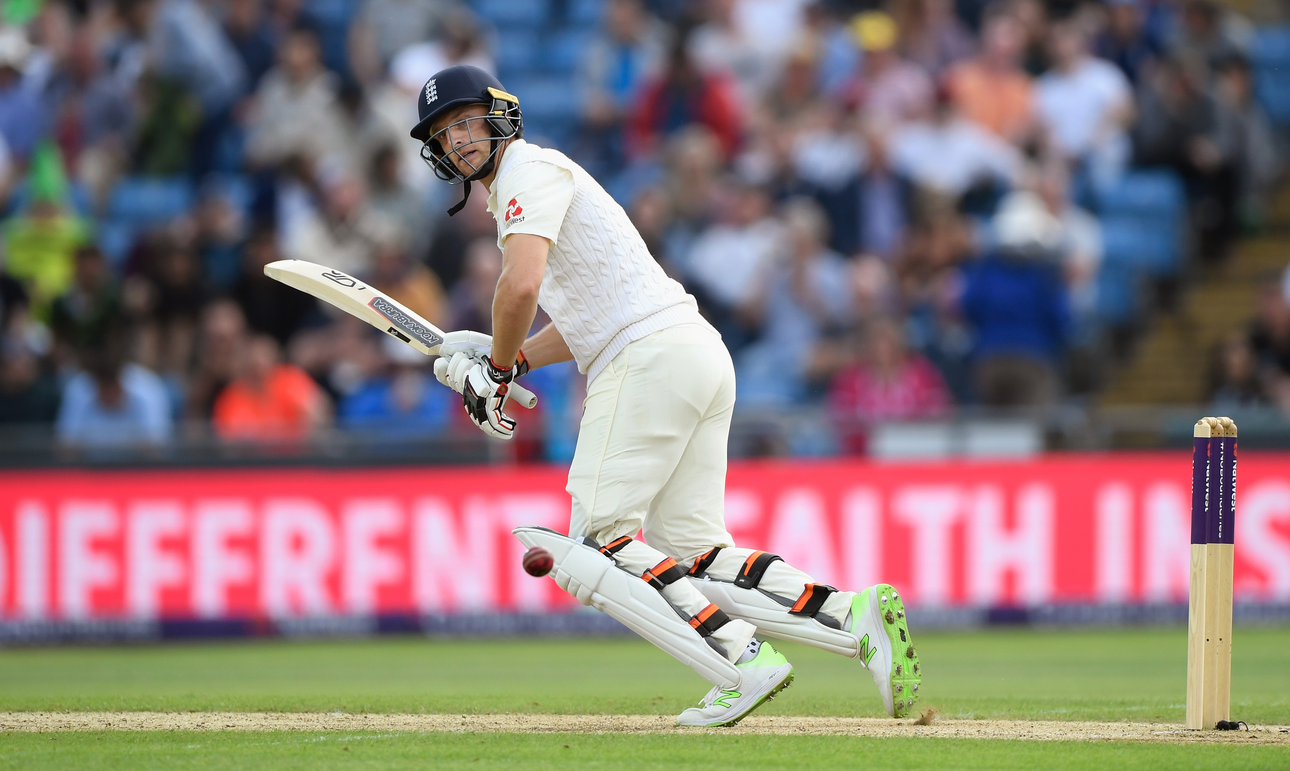 Jos Buttler made his return to England's Test side earlier in the home summer against Pakistan. (Getty)