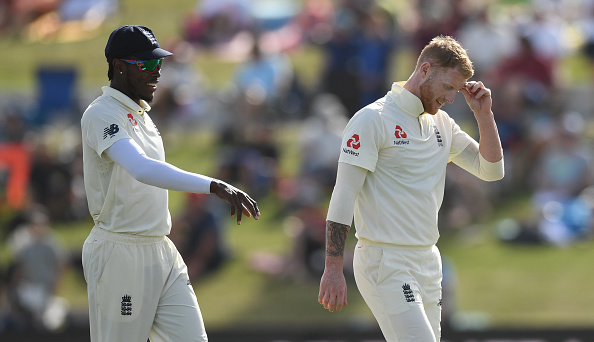 Ben Stokes and Jofra Archer | Getty