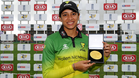 WATCH: Smriti Mandhana is eyeing Women's World T20 and looking to continue her current form