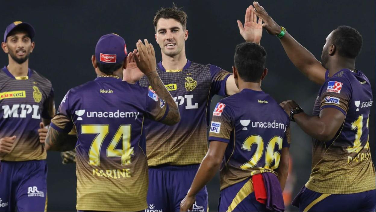IPL 2021: KKR's Pat Cummins says,