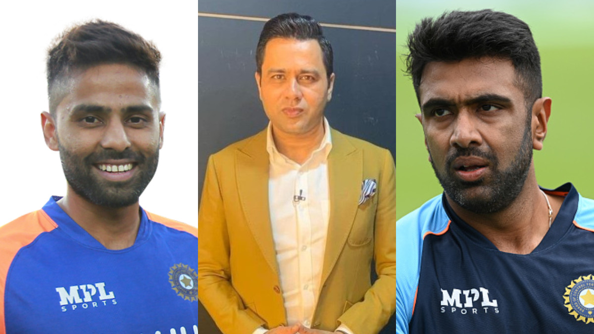 ENG v IND 2021: Aakash Chopra speaks on Ashwin, Suryakumar's chances in the 4th Test