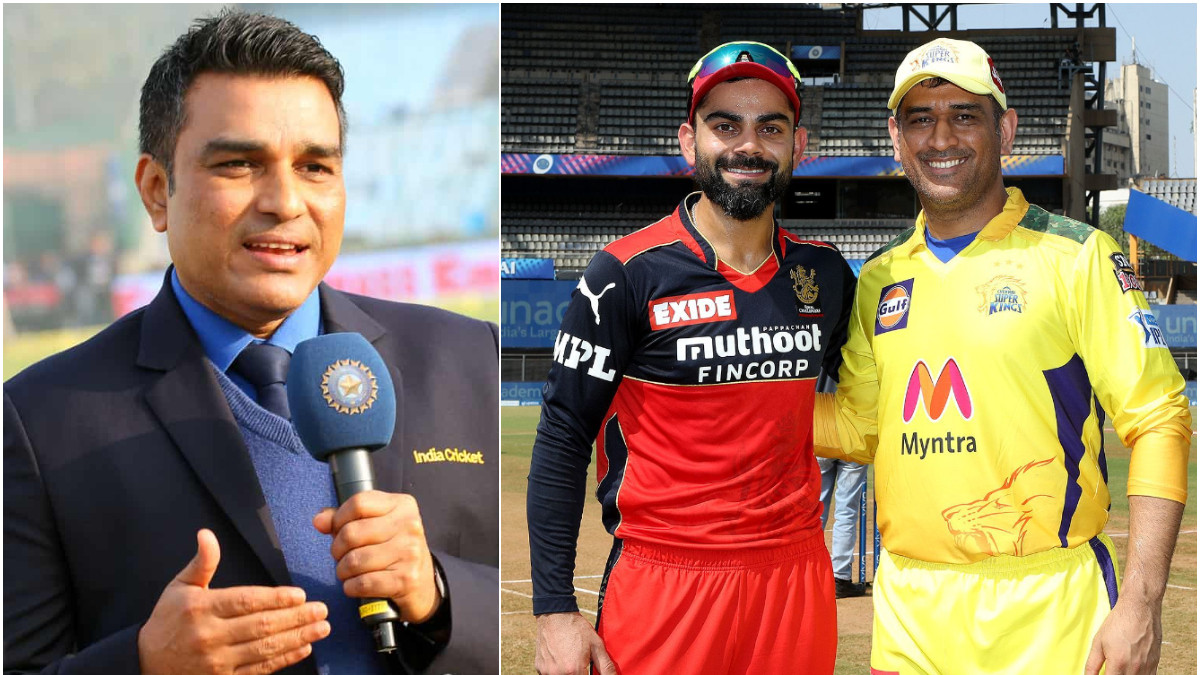 IPL 2021: Sanjay Manjrekar predicts the winner of RCB v CSK clash