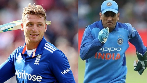 WATCH: Jos Buttler says he followed MS Dhoni's path in the nerve-wracking chase against Australia