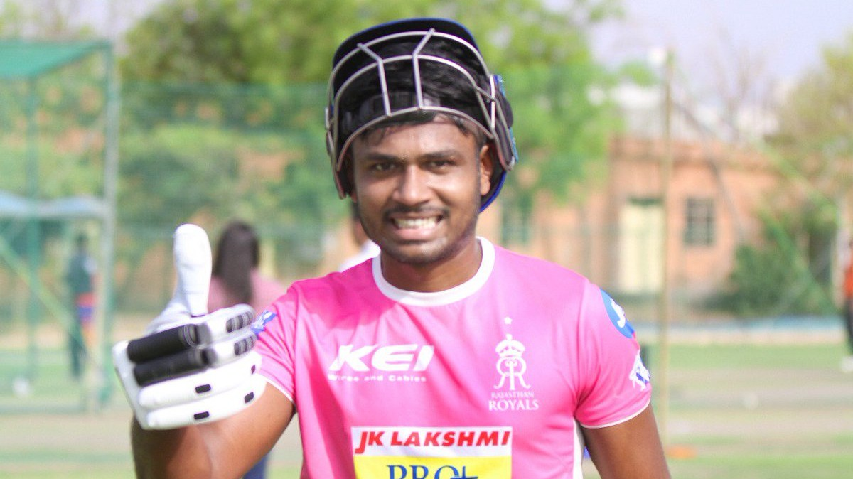 IPL 2020: Sanju Samson eagerly waiting for IPL to start after training hard