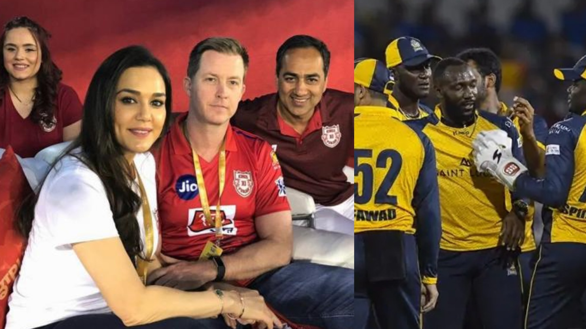 Kings XI Punjab owners buy St Lucia Zouks of CPL