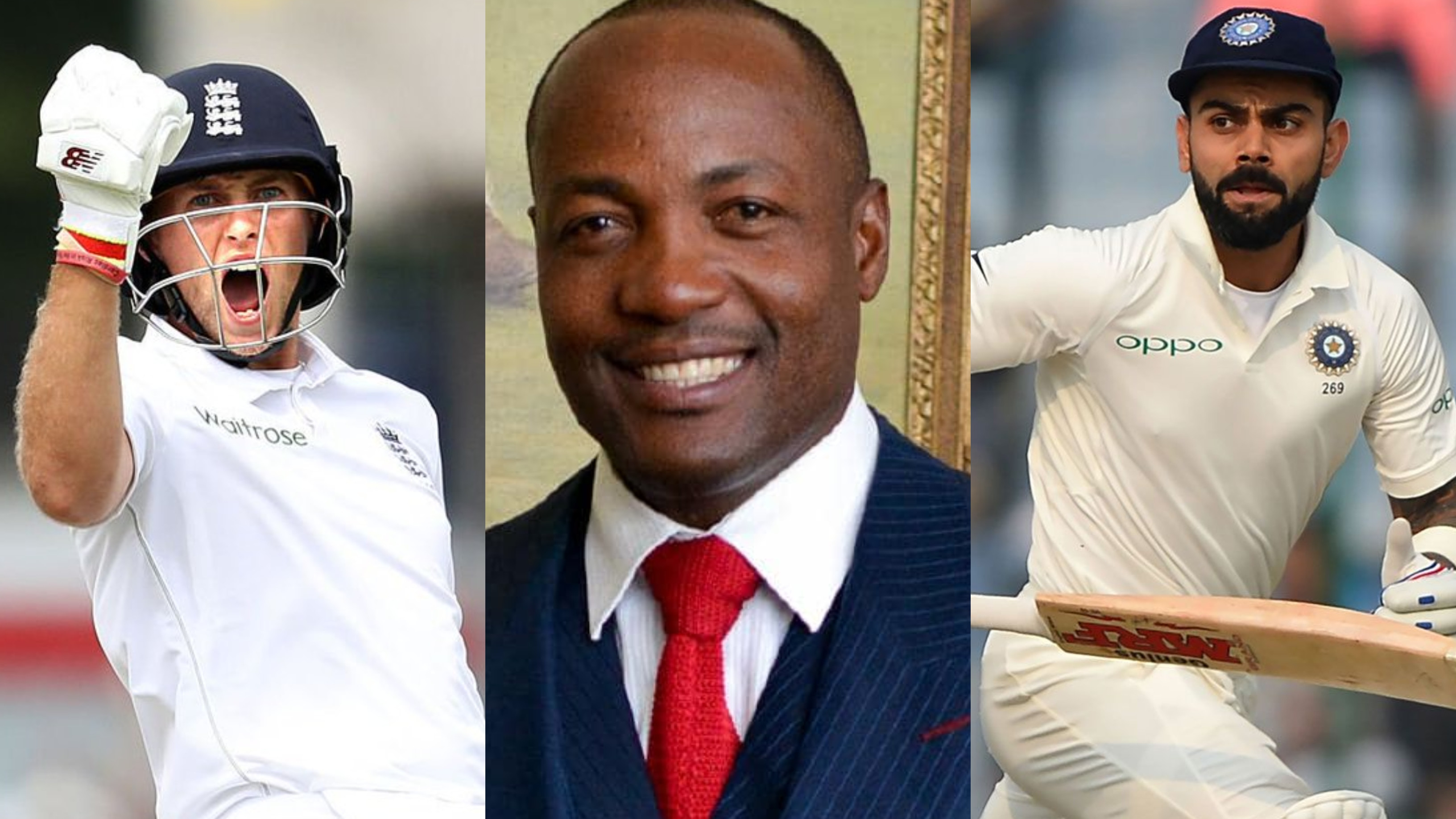 Brian Lara picks the best batsmen in the world