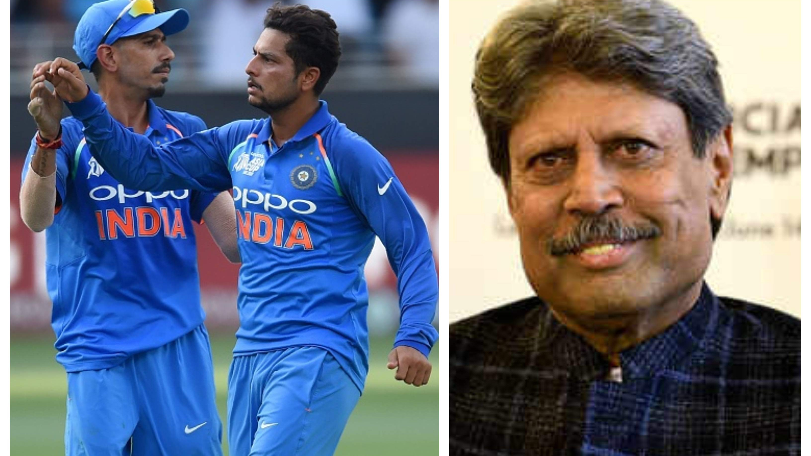 NZ v IND 2020: Kapil Dev shares his opinion on India not playing Kuldeep and Chahal together