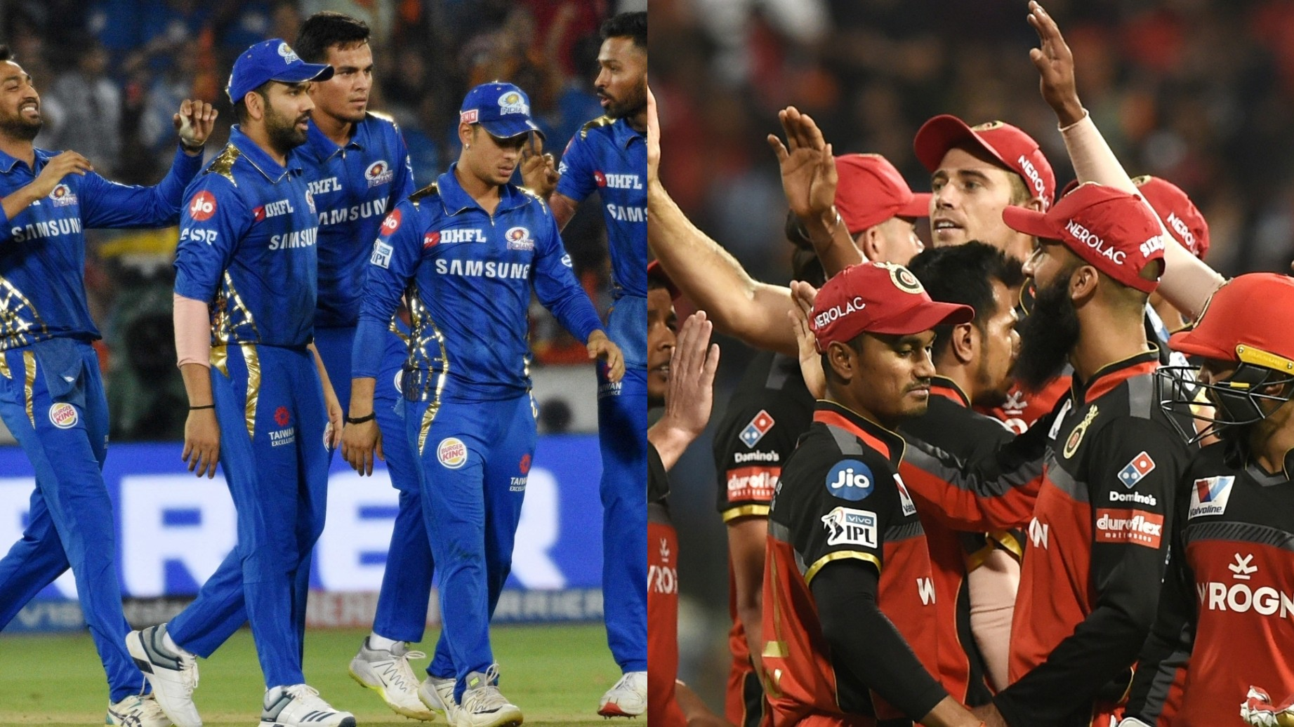 IPL 2019: Match 31, MI v RCB – COC Predicted Playing XIs