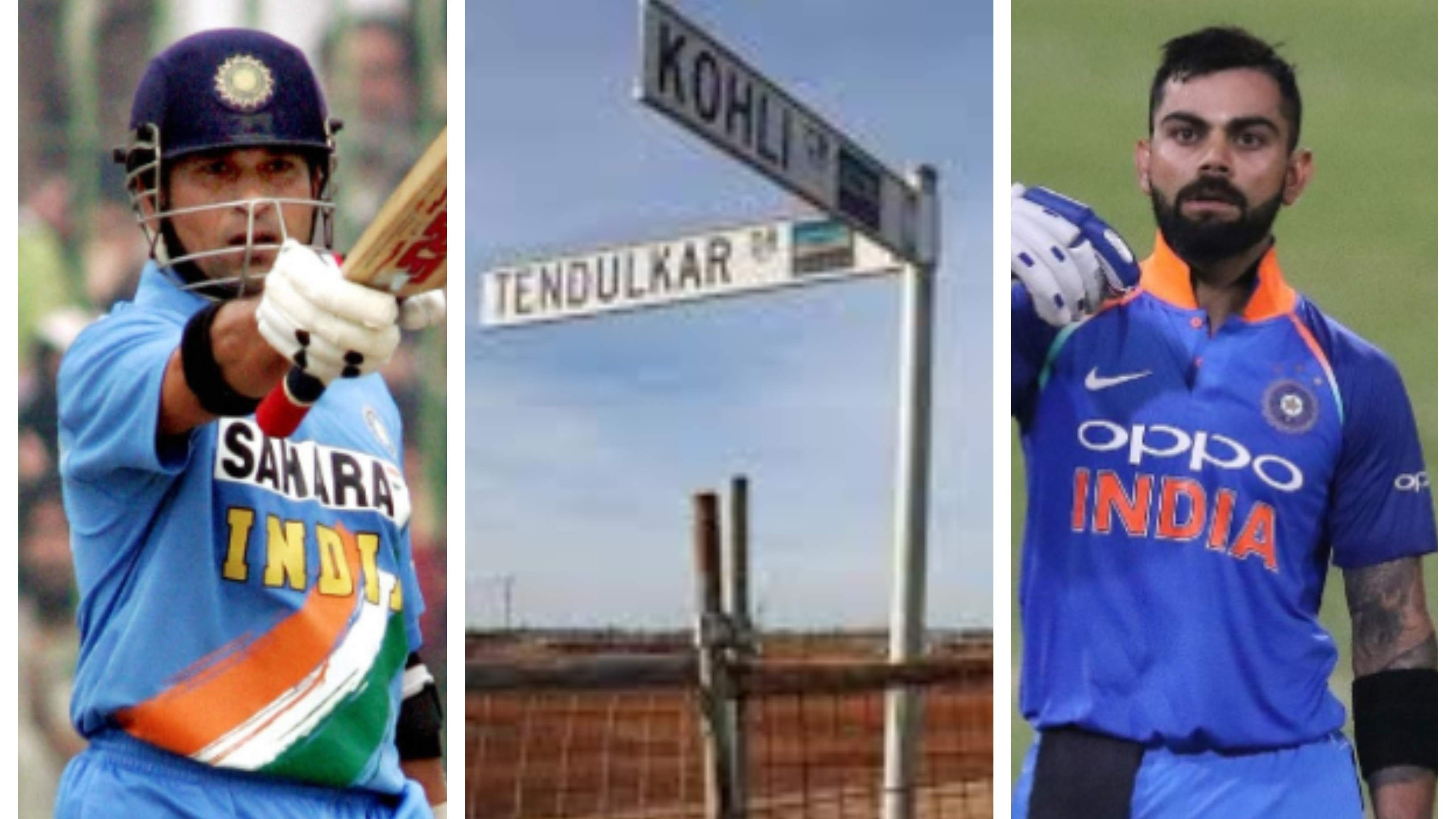 Want to live at Kohli Crescent or Tendulkar Drive? Town in Australia has streets named after cricket greats