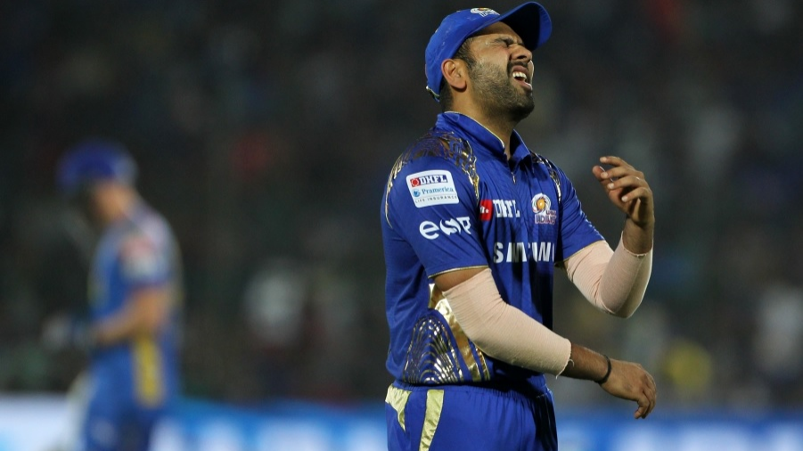 IPL 2018: Rohit Sharma disappointed with Mumbai Indian's batting unit