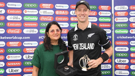 CWC 2019: Matt Henry calls semi-final win over India a really special one