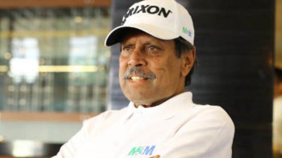 कपिल देव 60-64 आयु वर्ग में एविटी चैंपियंस टूर के गोल्फ विजेता बने