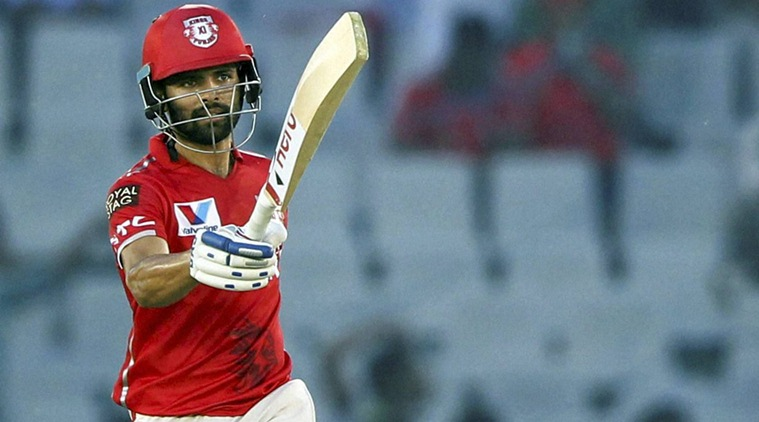 Manan Vohra will play for RCB in IPL 2018