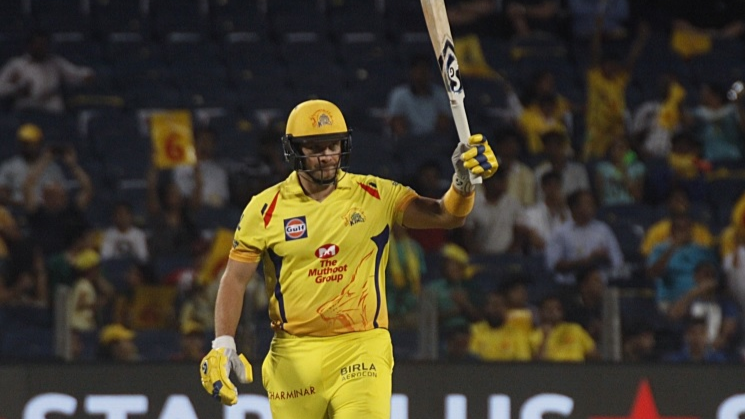 IPL 2018: Shane Watson lauds MS Dhoni for his brilliant finish against DD
