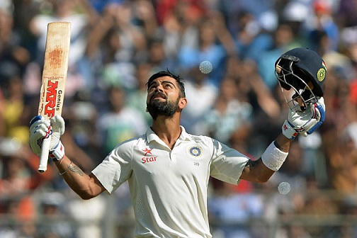 Virat Kohli awarded with the ICC Cricketer of the Year 2017 | Getty Images