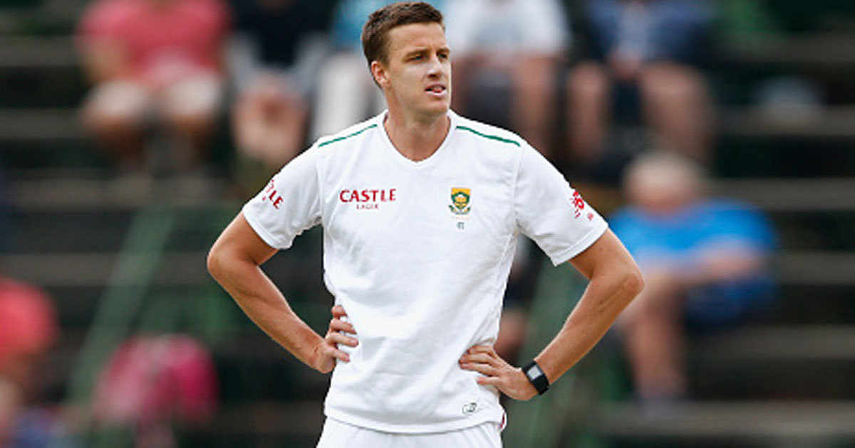 Morne Morkel | Source Getty