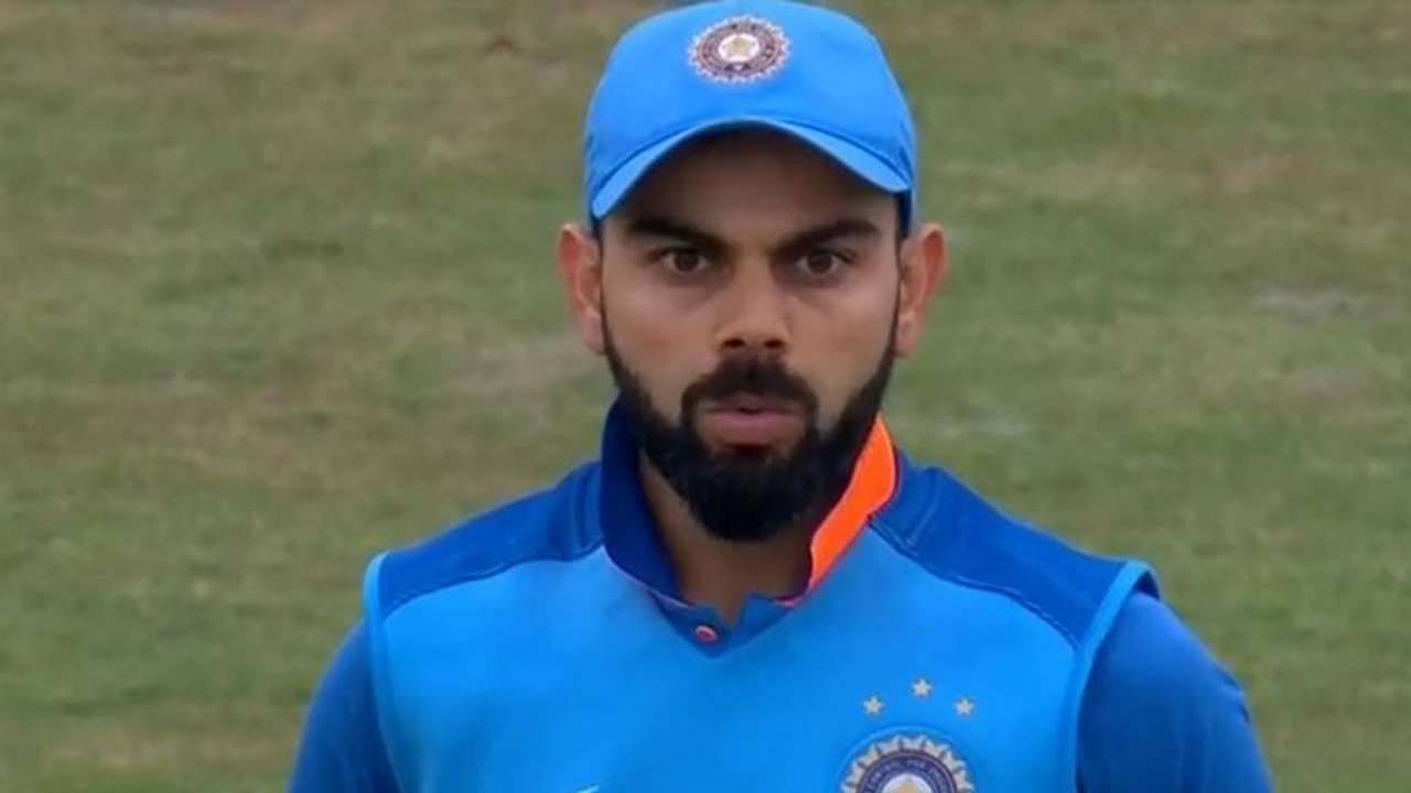 ENG v IND 2018: WATCH – Virat Kohli left bamboozled after being bowled by Adil Rashid in third ODI