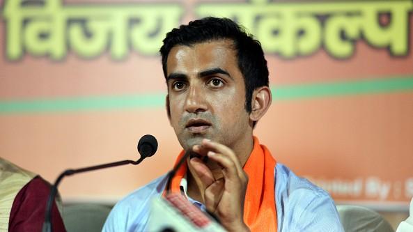 BJP MP Gautam Gambhir proposes strict 'Quarantine or Jail' to avoid COVID-19 spread
