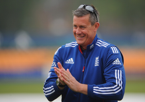 Giles played 54 Tests for England | Getty