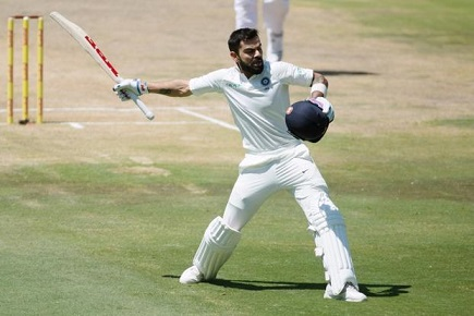SA vs IND 2018: Virat Kohli breaks records yet again with Centurion classic