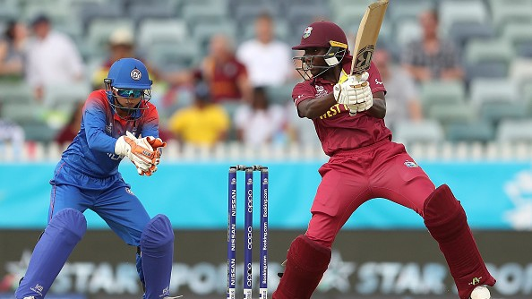 Women's T20WC 2020: West Indies dominates Thailand in seven-wicket win at Perth