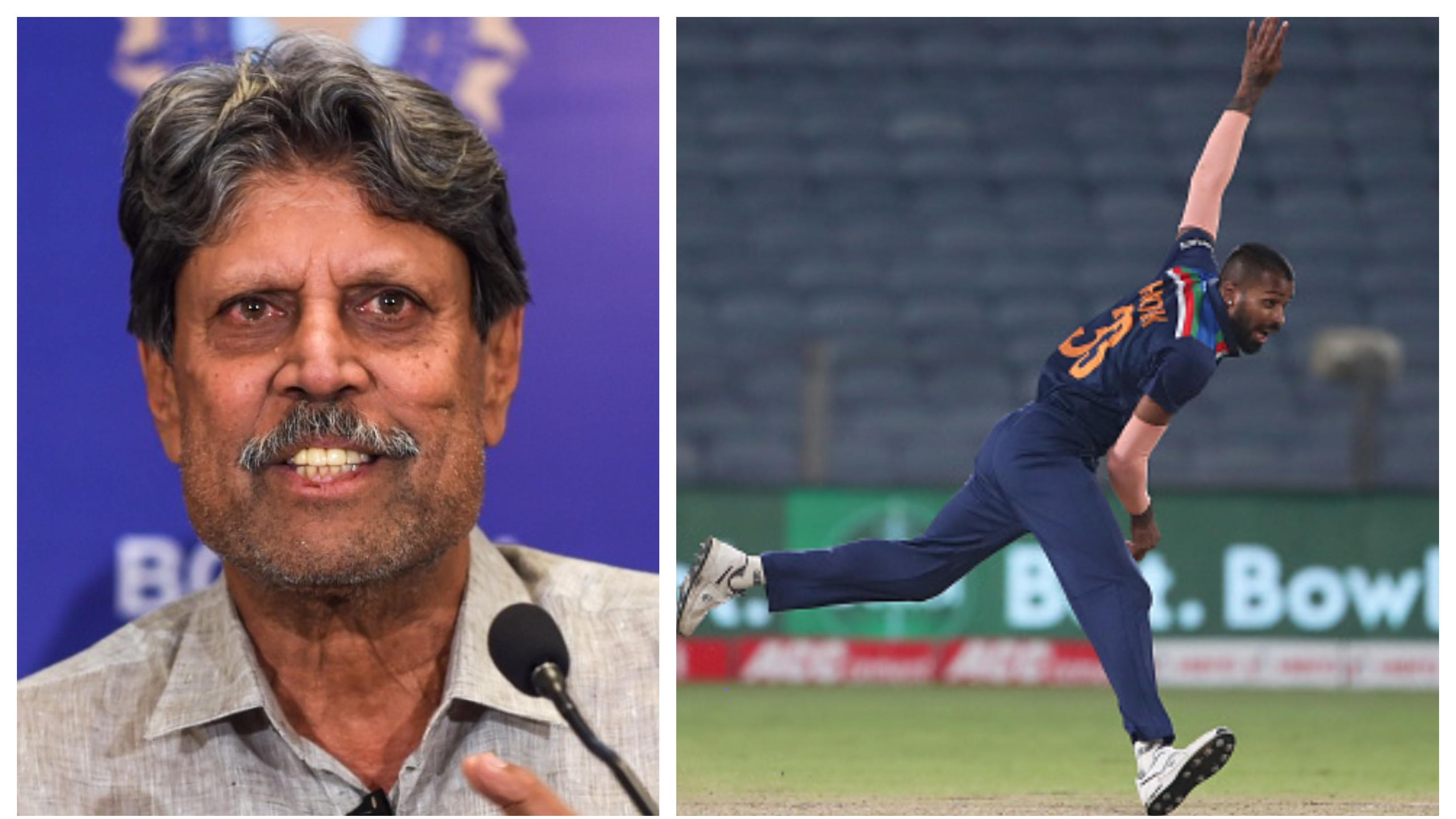 T20 World Cup 2021: 'India should be okay given the talent in team', Kapil Dev on Hardik Pandya not bowling