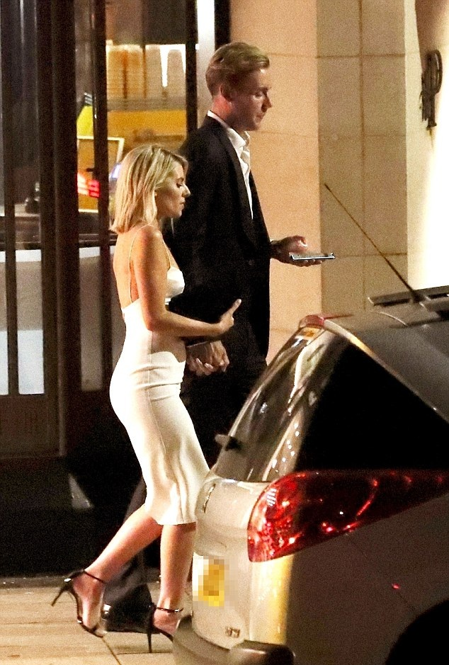 Stuart Broad and Mollie King | dailymail