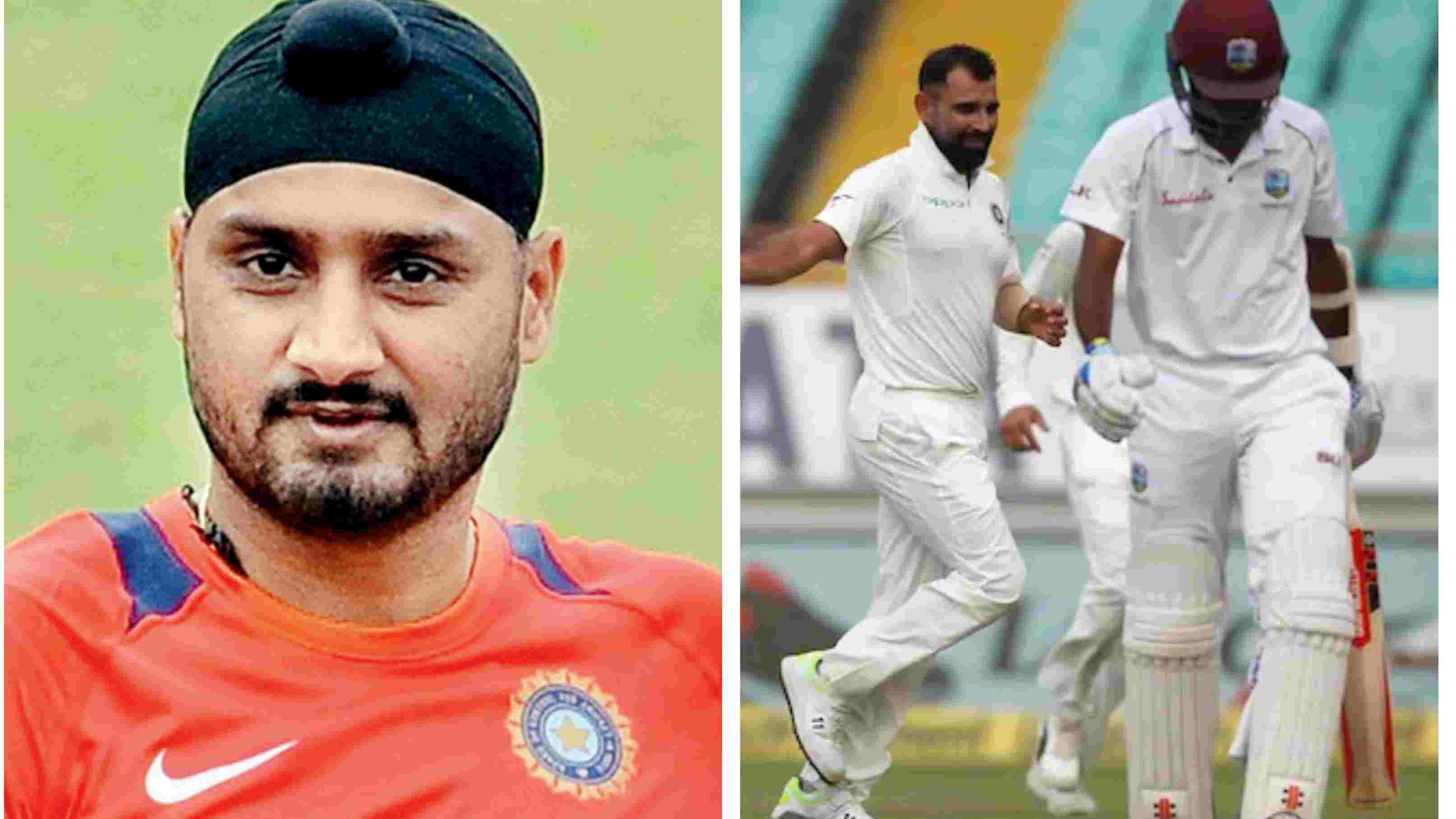 IND v WI 2018: Twitterati slam Harbhajan Singh for his distasteful comment on West Indies team